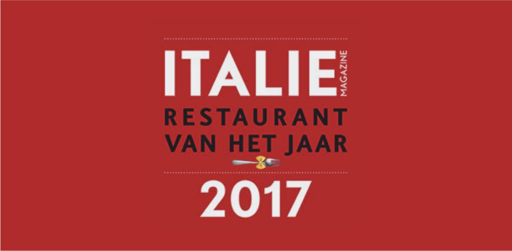 Restaurant van het jaar 2017
